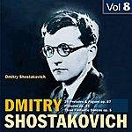 Dmitri Shostakovich Dmitry Shostakovich, Vol. 8 (1946-1958)