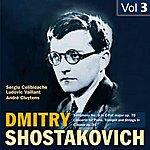 Dmitri Shostakovich Dmitry Shostakovich, Vol. 3 (1947, 1958)