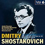 Dmitri Shostakovich Dmitry Shostakovich, Vol. 6 (1956-1994)