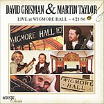 David Grisman Live At Wigmore Hall