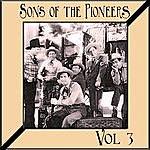 Sons Of The Pioneers Sons Of The Pioneers Vol 3