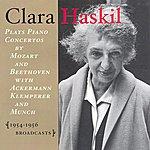 Clara Haskil Mozart / Beethoven: Piano Concertos (Haskil) (1954-1956)