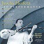 Jascha Heifetz Beethoven / Brahms / Sibelius / Prokofiev / Korngold: Violin Concertos (Heifetz) (1945-1951)