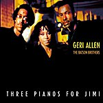 Geri Allen Three Pianos For Jimi