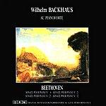 Wilhelm Backhaus Ludwig Van Beethoven: Sonaten