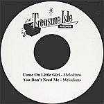 The Melodians Come On Little Girl