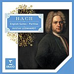 Gustav Leonhardt Bach English Suites - Partitas.