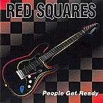 Red Squares People Get Ready