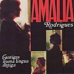 Amália Rodrigues Cantigas Numa Lingua Antiga
