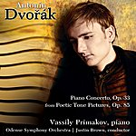 Odense Symphony Orchestra Dvořák: Piano Concerto & Poetic Tone-Pictures