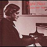 Myra Hess Hess: Legendary Public Performances, 1949-1960