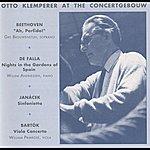 Otto Klemperer Klemperer At The Concertgebouw (1951)