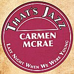 Carmen McRae That´s Jazz (Carmen Mcrae)