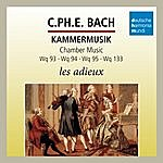 Andreas Staier C.P.E. Bach: Kammermusik/Chamber Music