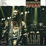 Burning Spear Live In Paris- Zenith'88 Vol 2