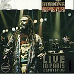 Burning Spear Live In Paris -Zenith '88
