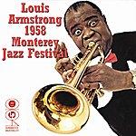 Louis Armstrong 1958 Monterey Jazz Festival