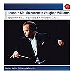 Dave Mason Leonard Slatkin Conducts Vaughan Williams