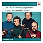 "Juilliard String Quartet The Juilliard Quartet Plays Mozart - The Complete ""Haydn"" Quartets And String Quintets"