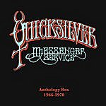 Quicksilver Messenger Service Anthology Box 1966-1970