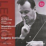 Evgeny Svetlanov Shostakovich: Symphony No. 10