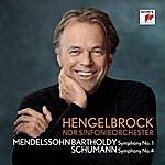 Thomas Hengelbrock Mendelssohn-Bartholdy: Sinfonie Nr. 1/Schumann: Sinfonie Nr. 4
