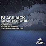 BlackJack Rainstorms On Jupiter