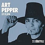 Art Pepper Live In Japan