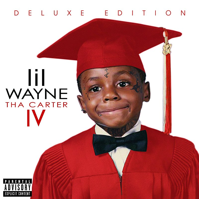 Cover Art: Tha Carter IV (Explicit Deluxe Version)
