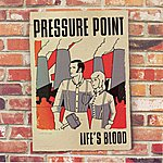 Pressure Point Life's Blood