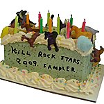 Cover Art: Kill Rock Stars Sampler 2009