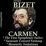 Laurent Petitgirard Bizet, Vol. 3 : Carmen Symphonic Suites