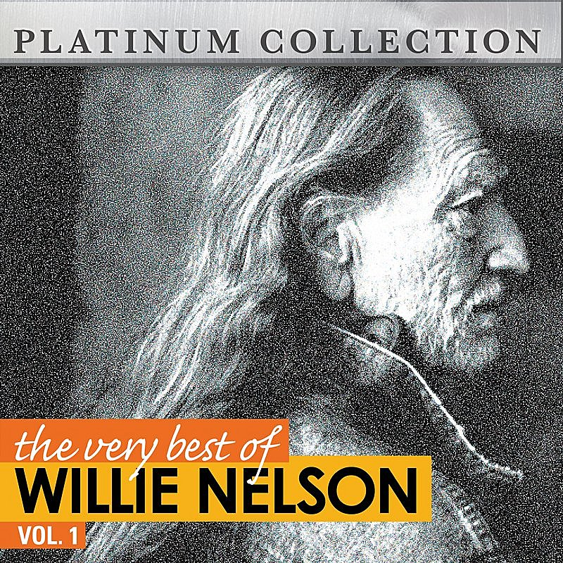 Cover Art: The Very Best Of Willie Nelson Vol. 1