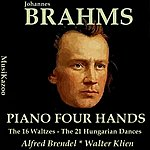 Alfred Brendel Brahms, Vol. 11 : Piano Four Hands