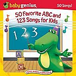 Itm Presents 50 Favorite Abc And 123 Songs For Kids