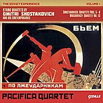 Pacifica Quartet The Soviet Experience Volume 1: String Quartets By Dimitri Shostakovich And His Comtemporaries