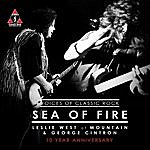 "Leslie West Voices For America ""Sea Of Fire"" Ft. Leslie West Of Mountain & George Cintron"