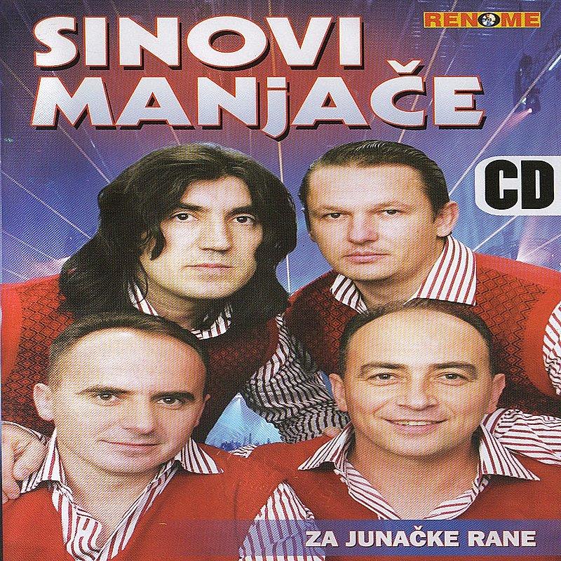 Cover Art: Za Junacke Rane