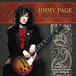 Jimmy Page Playin' Up A Storm