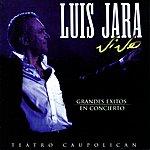 Luis Jara Luis Jara Vive : Grand Exitos En Concierto - Teatro Caupolican