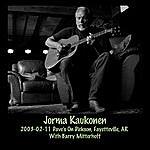 Jorma Kaukonen 2003-02-11 Dave's On Dickson, Fayetteville, Ar