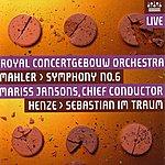 Mariss Jansons Mahler: Symphony No. 6 / Henze: Sebastian IM Traum