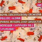 Mariss Jansons Poulenc - Honegger - Royal Concertgebouw Orchestra