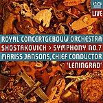 Mariss Jansons Shostakovich - Symphony No.7 In C Major, Op. 60 'leningrad'
