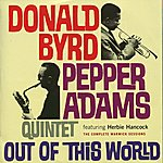 Pepper Adams Out Of This World: The Complete Warwick Sessions