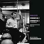 """New York Philharmonic Ives: Symphony No. 2; Symphony No. 3 """"The Camp Meeting""""; Leonard Bernstein Discusses Charles Ives"""