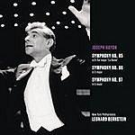 "New York Philharmonic Haydn: Symphony In B-Flat Major, Hob. I:85 ""La Reine""; Sympony In D Major, Hob. I:86; Symphony In A Major, Hob. I:87"