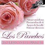 Los Panchos 25 Éxitos De Los Panchos. Boleros De Amor