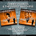 "Connie Francis ""Make Mine A Double"" - Two Great Albums For The Price Of One"