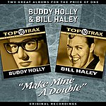 """Bill Haley """"Make Mine A Double"""" - Two Great Albums For The Price Of One"""